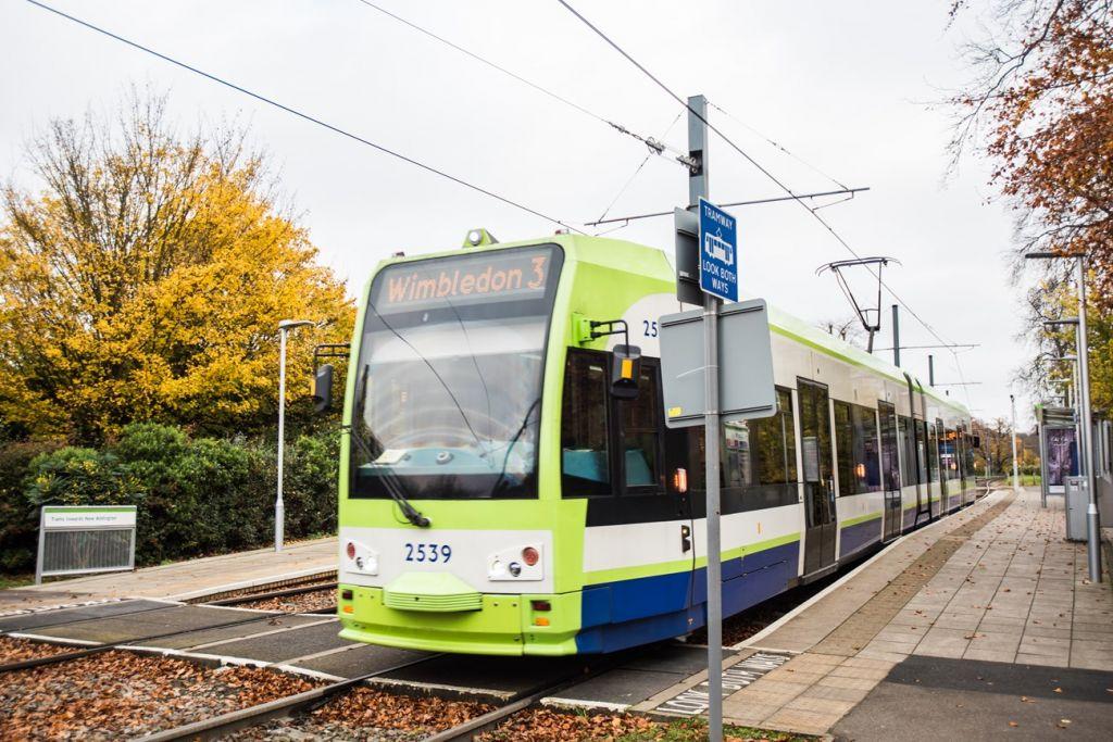 tram London