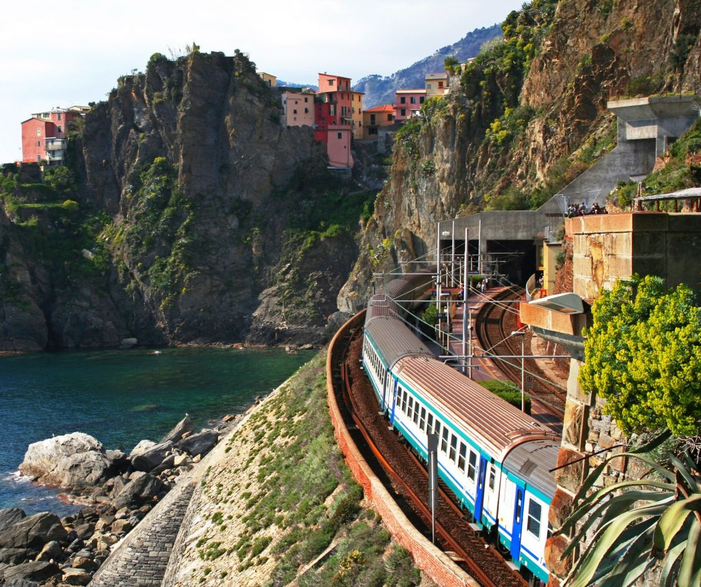 Travelling Italy by Train in a Week