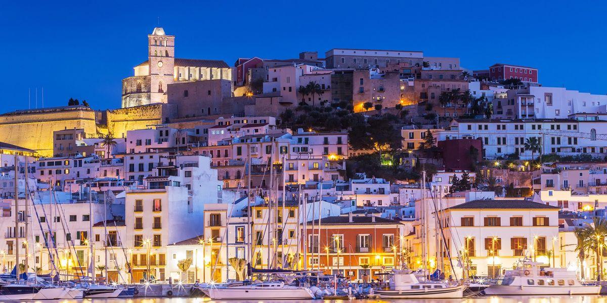 Young, fun, luxurious Ibiza