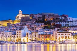 Young, fun, luxurious Ibiza