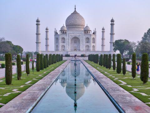 Landscape of India