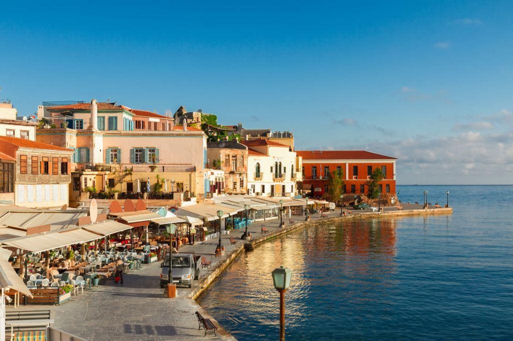 Crete is cost-effective
