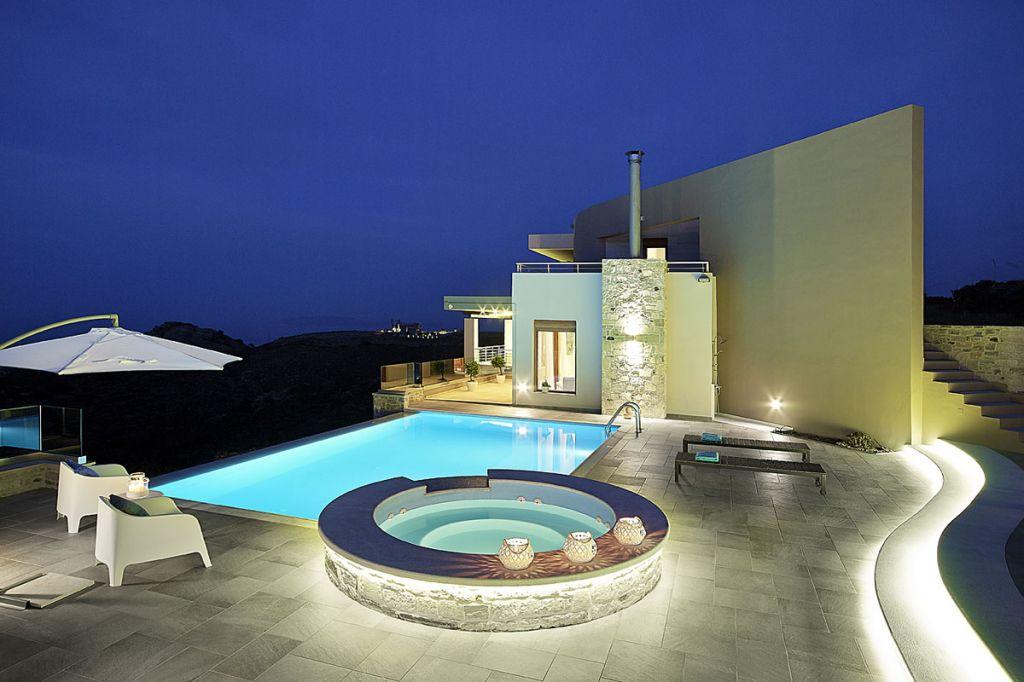 Blue Key Villa in Crete