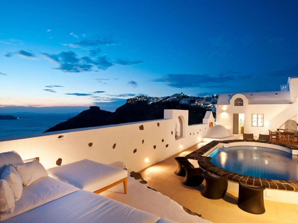 Antelmi Villa Santorini