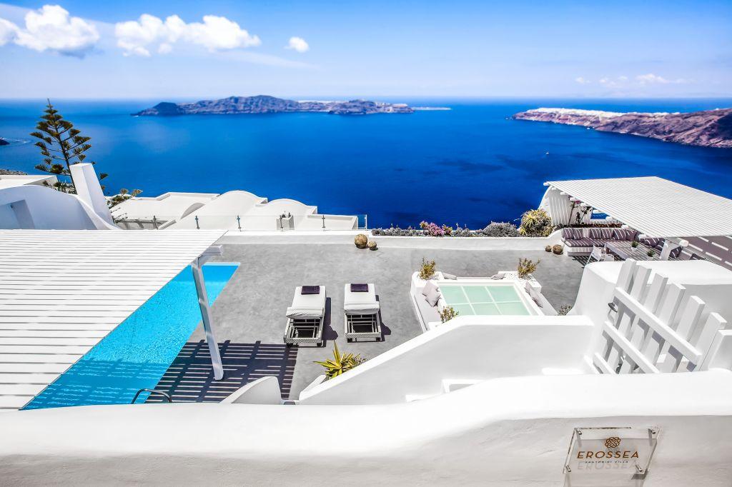 Erossea Villa Santorini