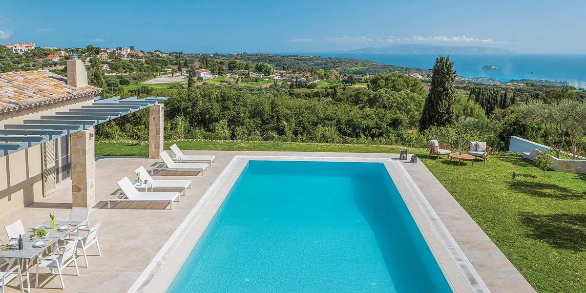 top villas to rent in kefalonia