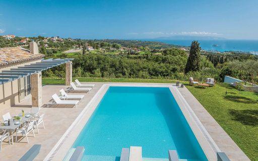 top villas to rent in kefalonia