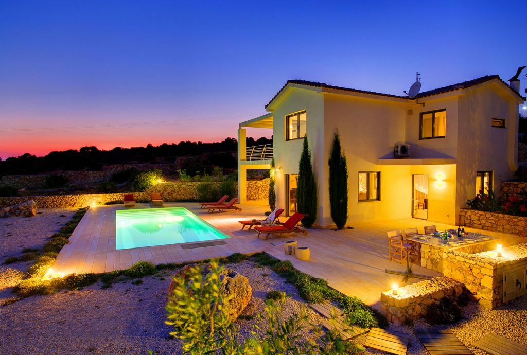 Nautilos Villa at Ideales Resort Kefalonia