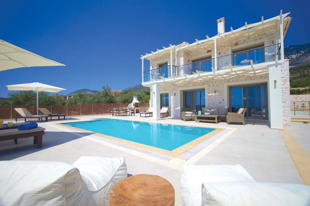 Villa Ion at Pangea Villas Kefalonia