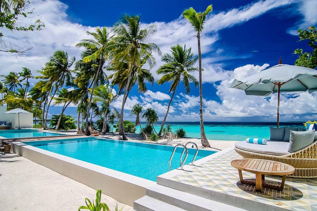 Amilla Great Beach Villa Residence