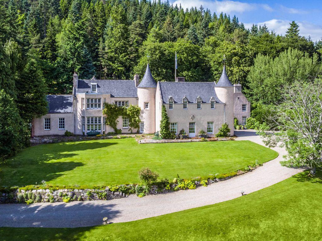 Candacraig House Scotland