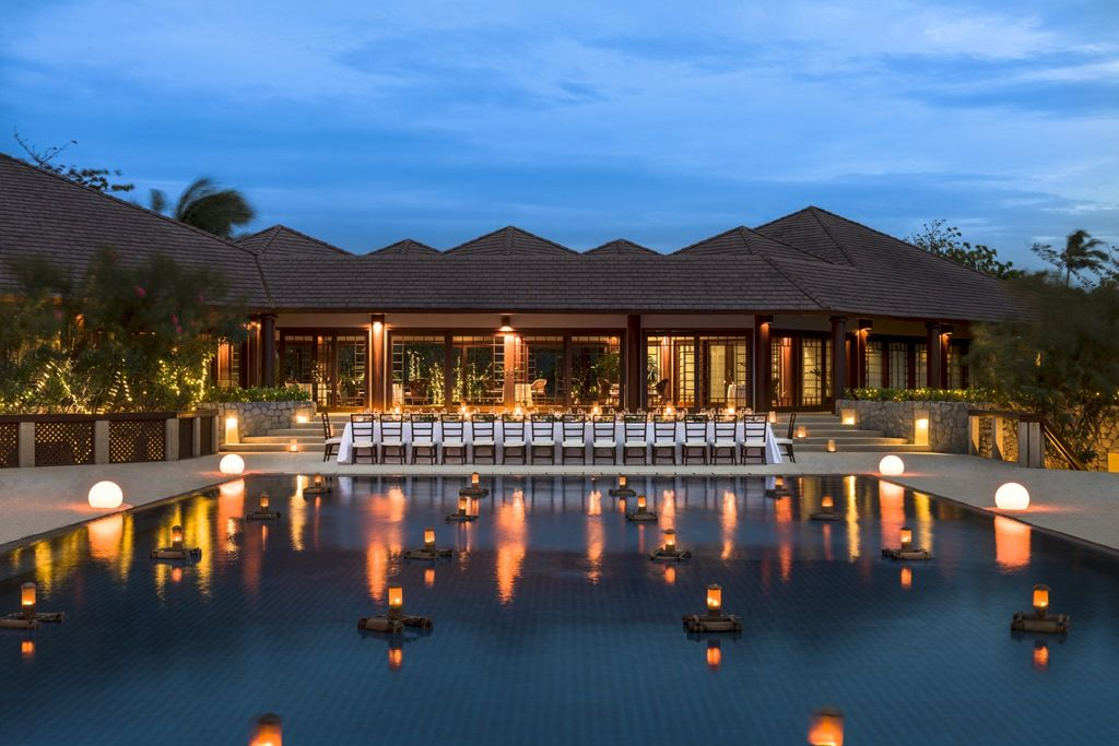 4BR Palawan Villa at Amanpulo Resort