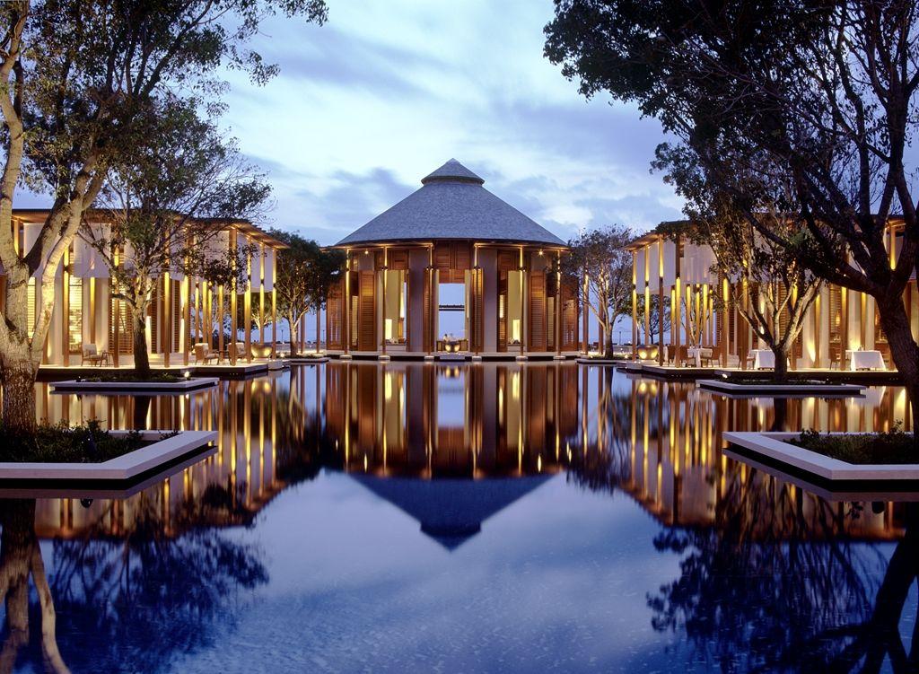 6 Bed Beach Sala Villa at Amanyara Resort