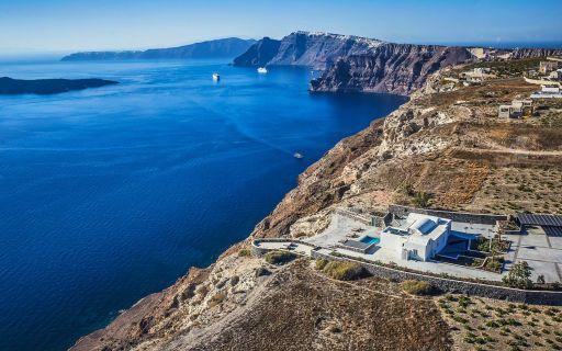 top 10 villas to rent in Greece