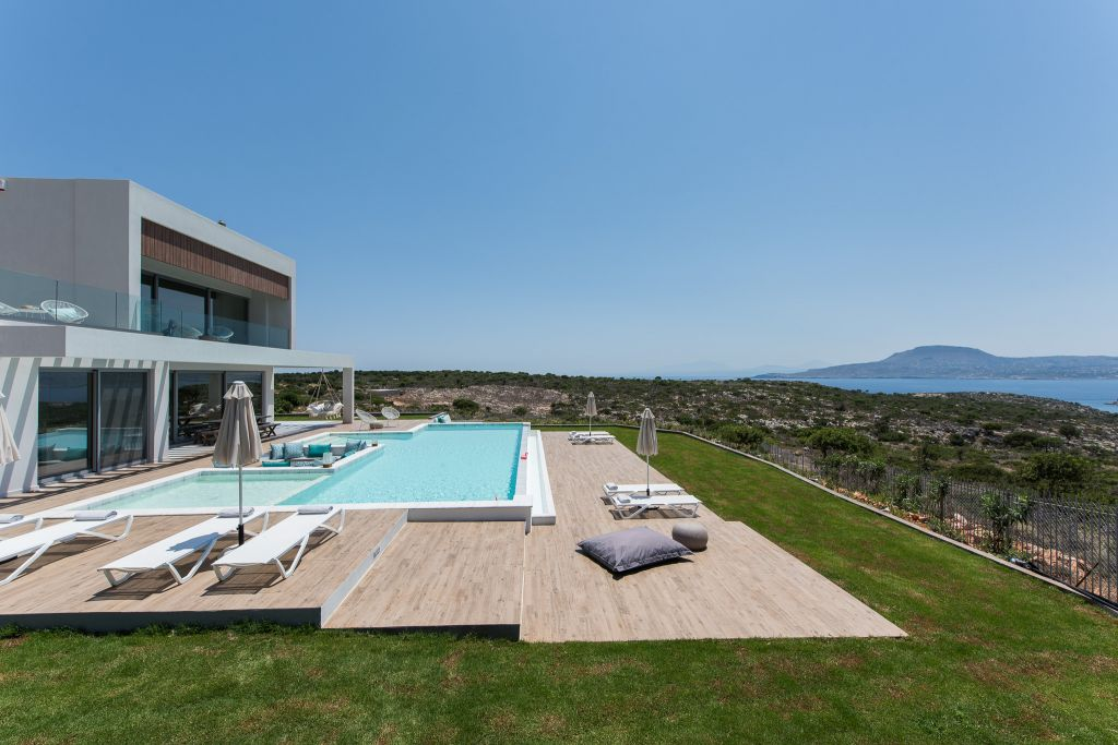Villa Alas Chania Crete