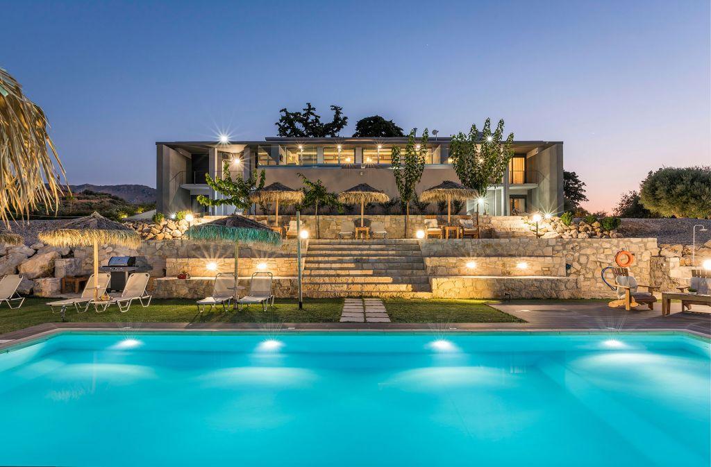 OliveNest Villa Chania Crete