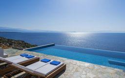 top 15 villas to rent in Crete