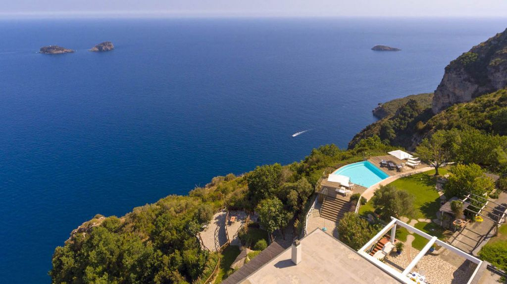 Villa Miragalli Amalfi