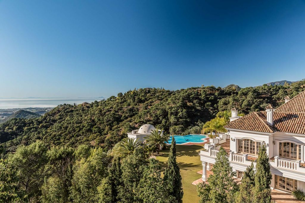 Villa White Marbella