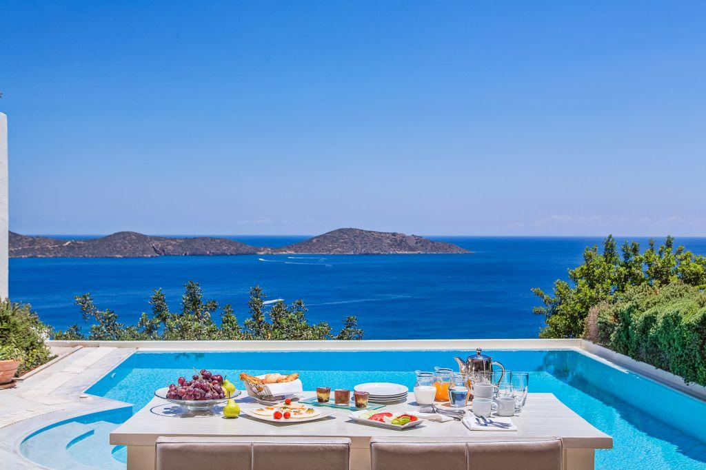 Aegean Pool Villas Elounda