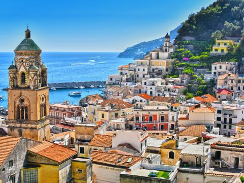 Landscape of Campania