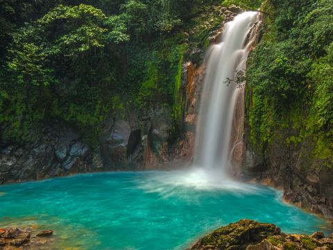 Landscape of Costa Rica