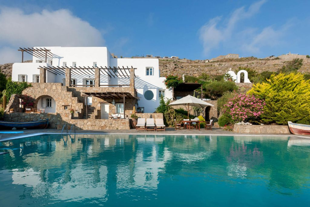 Grand Retreat Villa Mykonos
