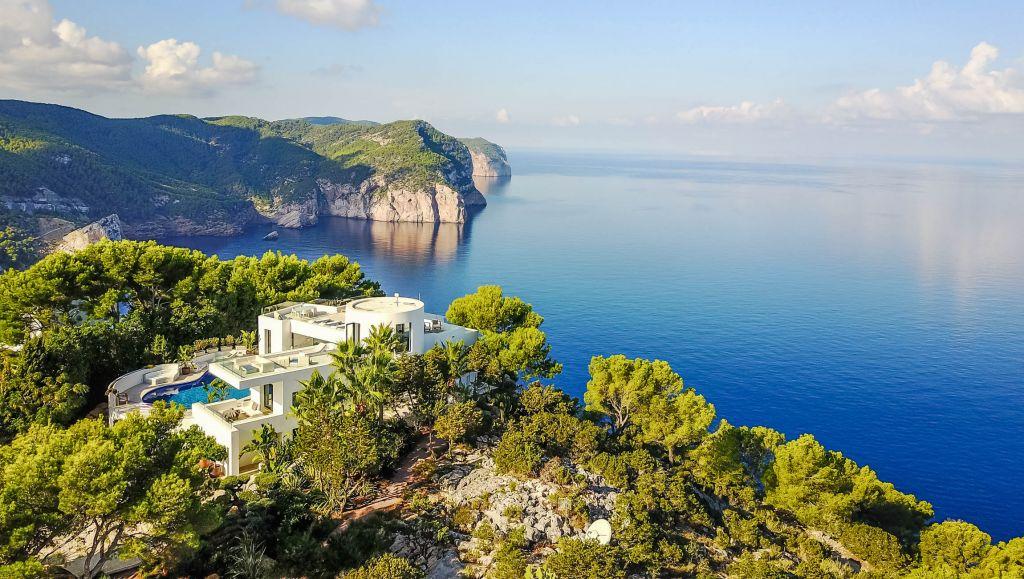 Summer Bliss Villa Ibiza
