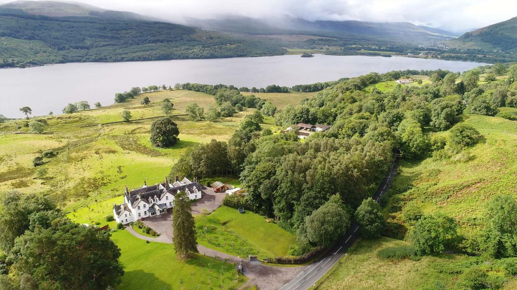 Stucktaymore Loch Tay