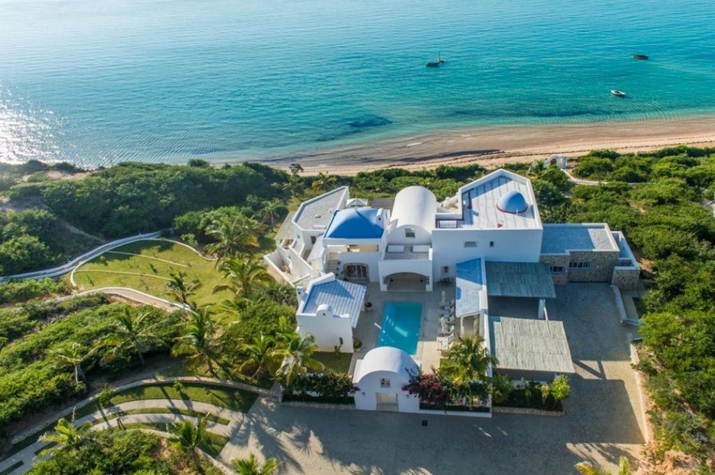 Beach Villa - Santorini Mozambique Villa