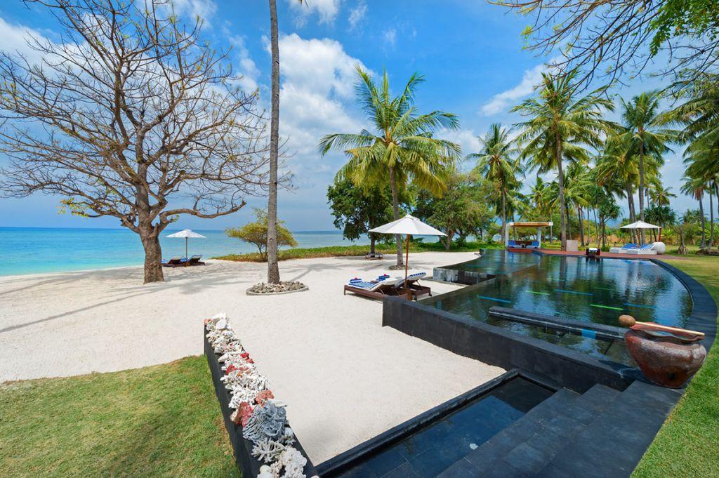 Beach Villa - Villa Sapi Lombok