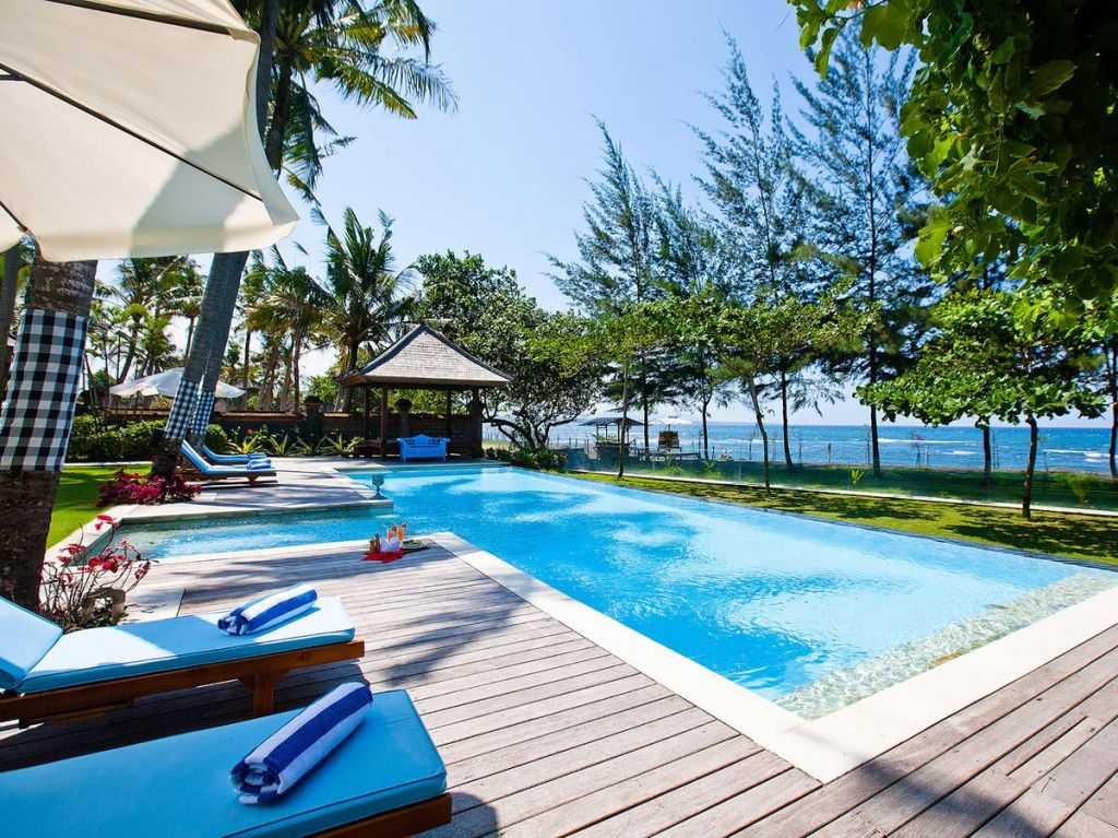 Beach Villa - Villa Puri Nirwana Bali