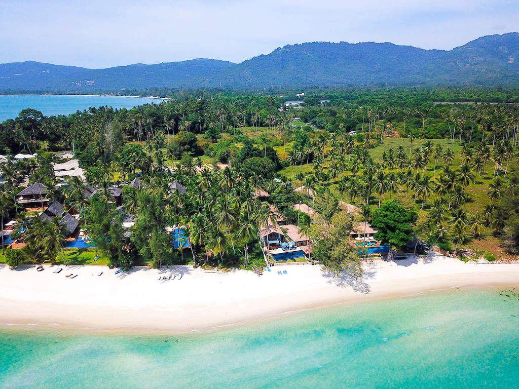 Beach Villa - Villa Waimarie Samui