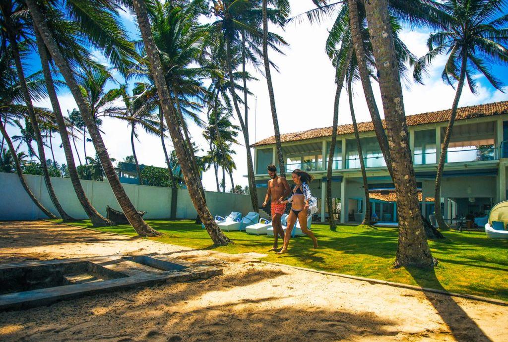 Beach Villa - Ishq Villa Talpe