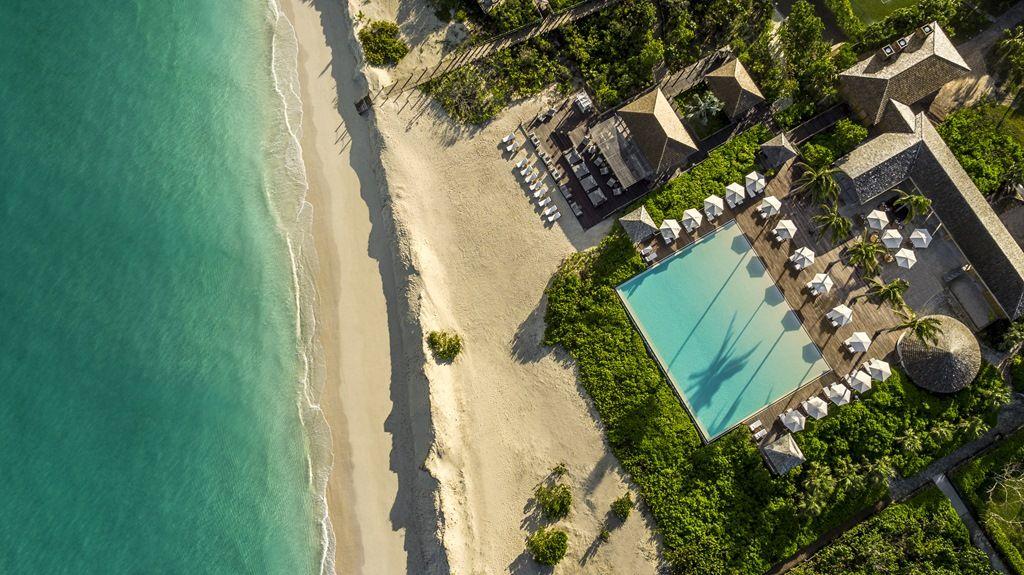 Beach Villa - The Residence Estate at COMO Parrot Cay