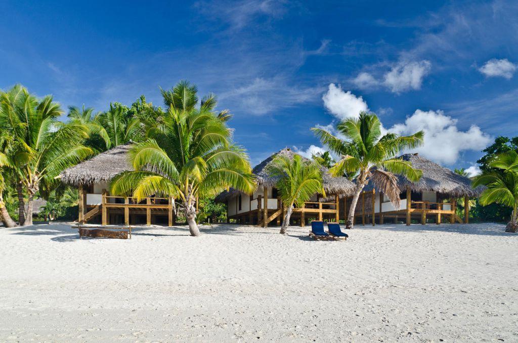 Beach Villa - Beachfront Villas at Etu Moana Boutique Villas