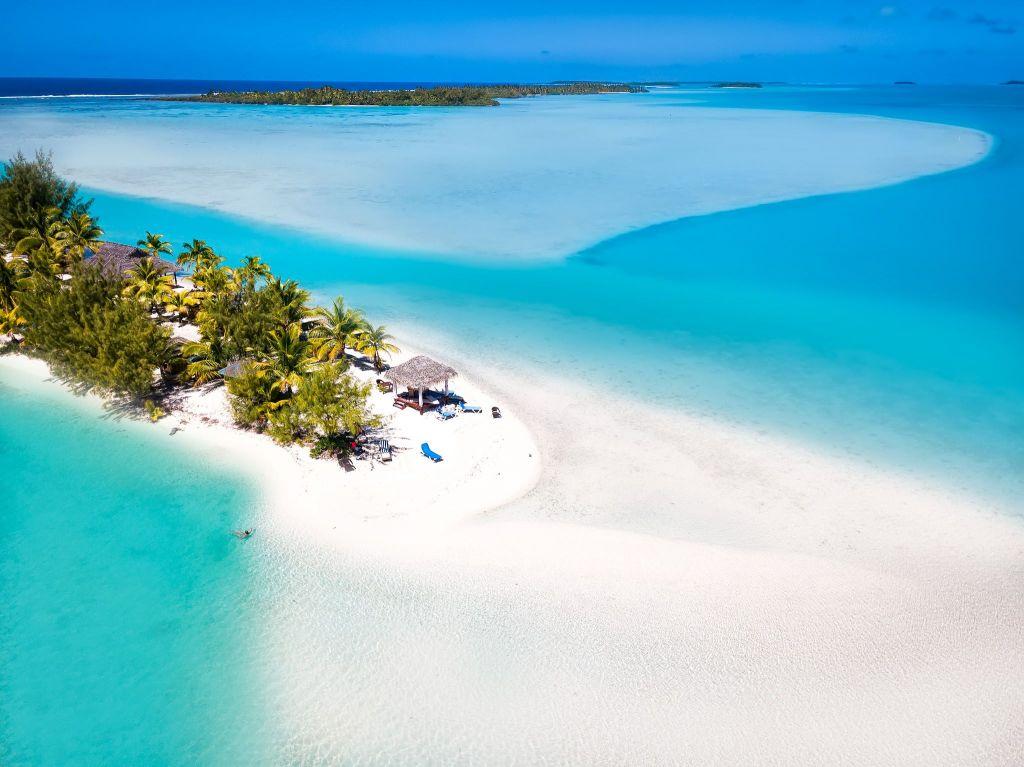 Beach Villa - Villa at Aitutaki Lagoon Private Island Resort