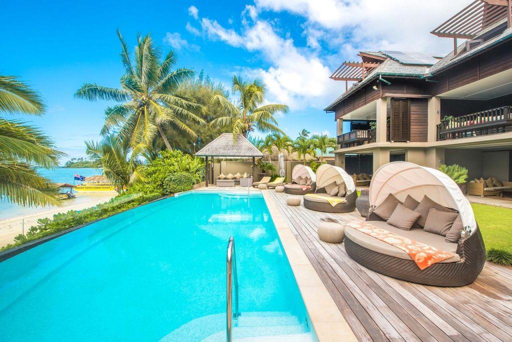 Beach Villa - Te Vakaroa Villas