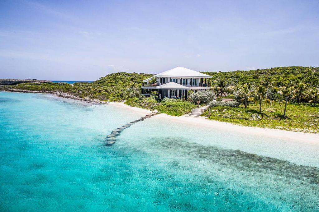 Beach Villa - Over Yonder Cay Bahamas