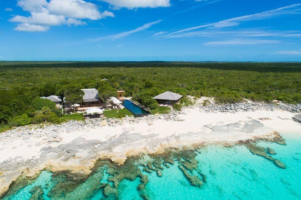 Beach Villa - Artist Ocean Villa at Amanyara Resort