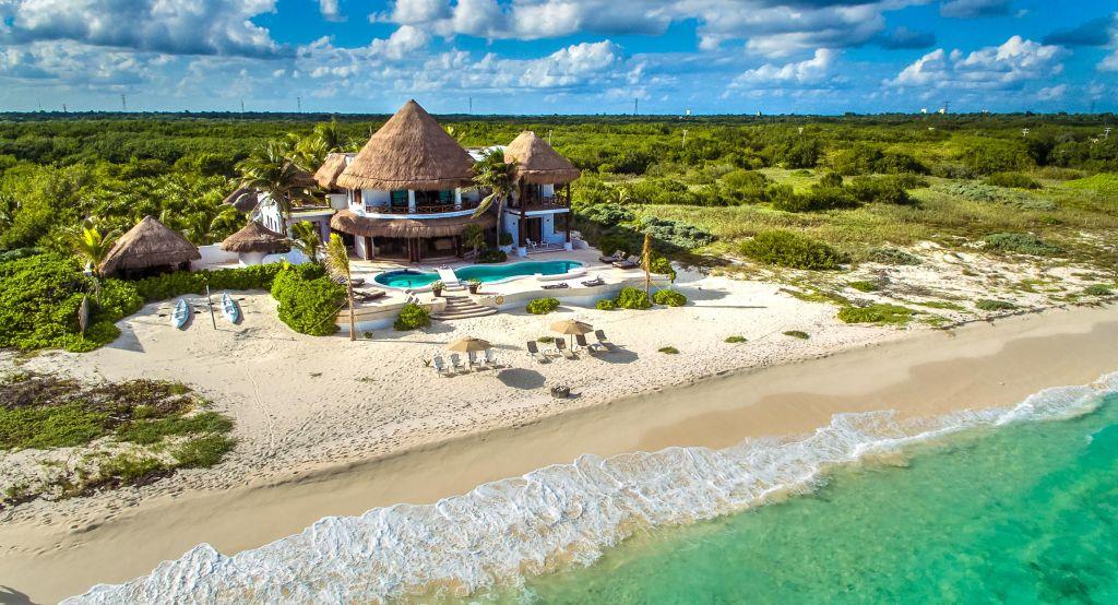 Beach Villa - Villa La Gran Tortuga Mexico