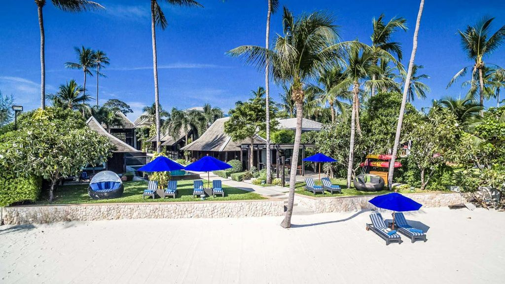 Beach Villa - Villa Akatsuki Samui