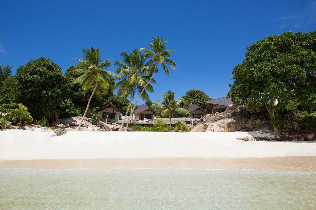 Beach Villa - Deckenia Villa Seychelles