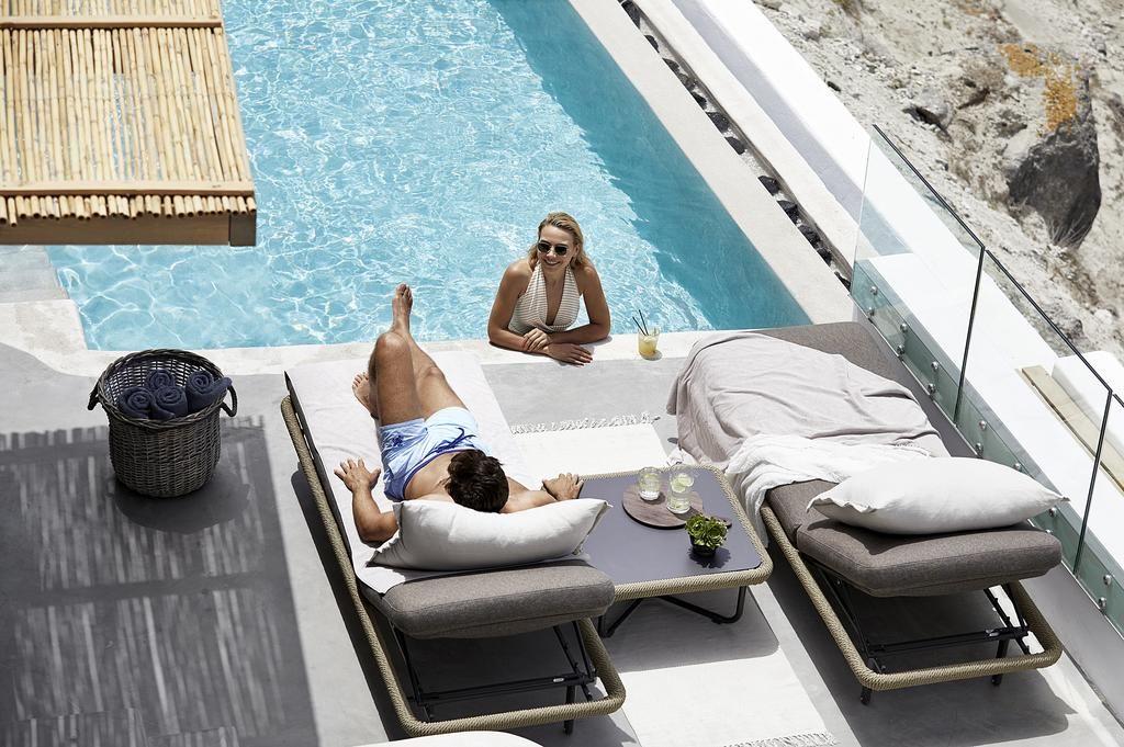Honeymoon Suite at Santo Maris Oia Suites
