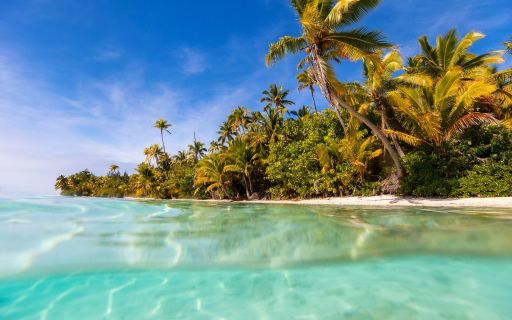 Cook Islands, In the heart of the pacific