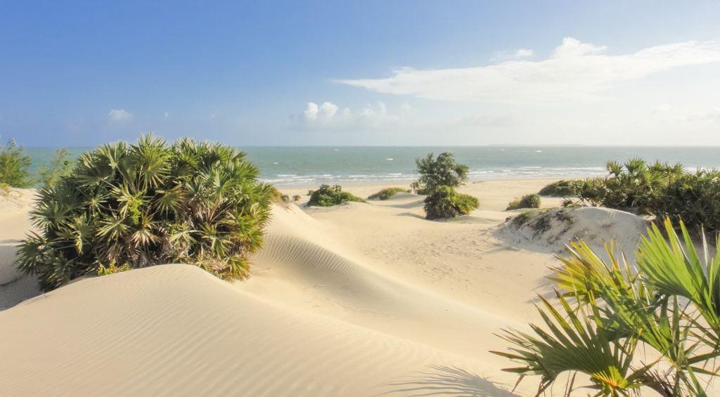 Lamu Beach Kenya