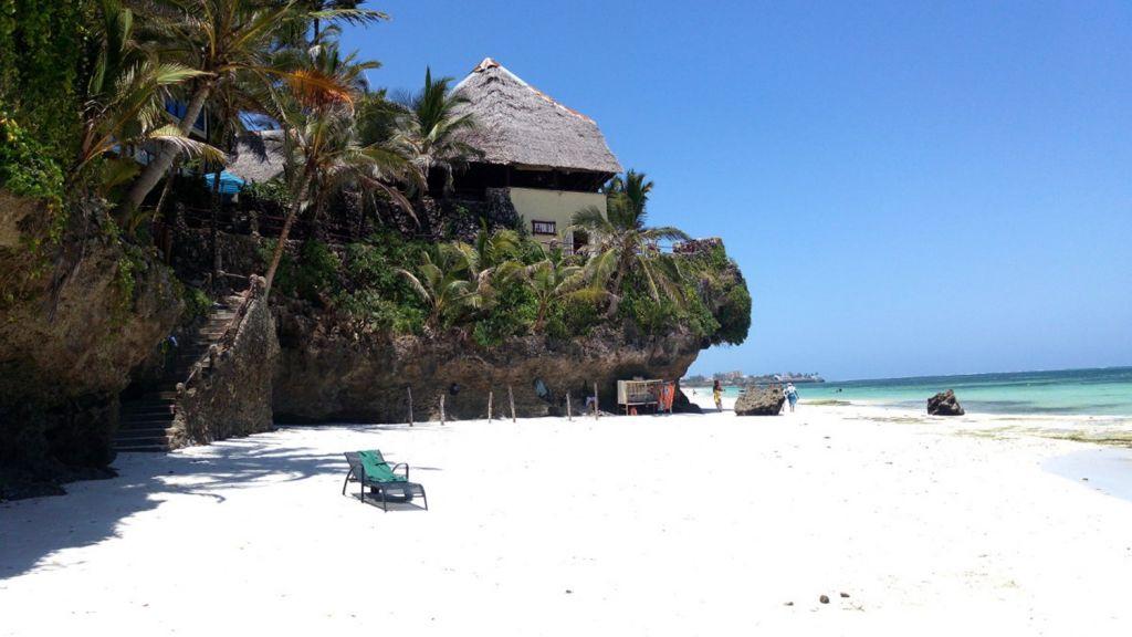 Nyali Beach Kenya