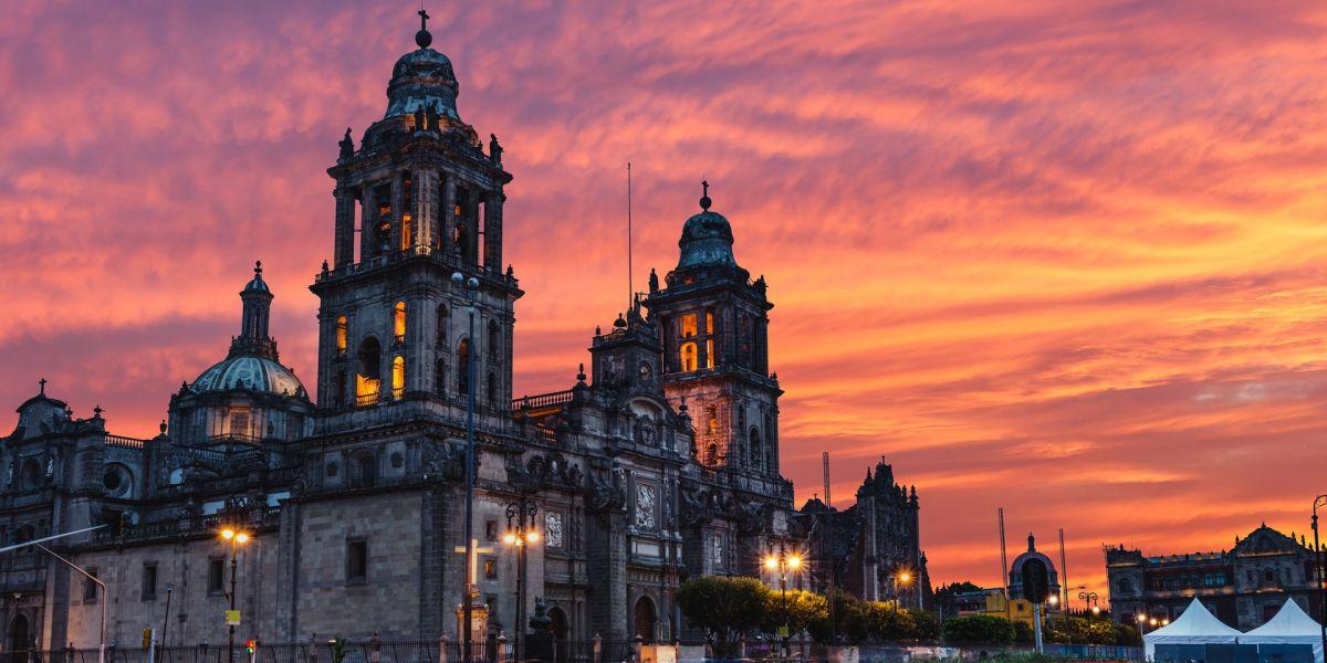 Honeymoon in Mexico