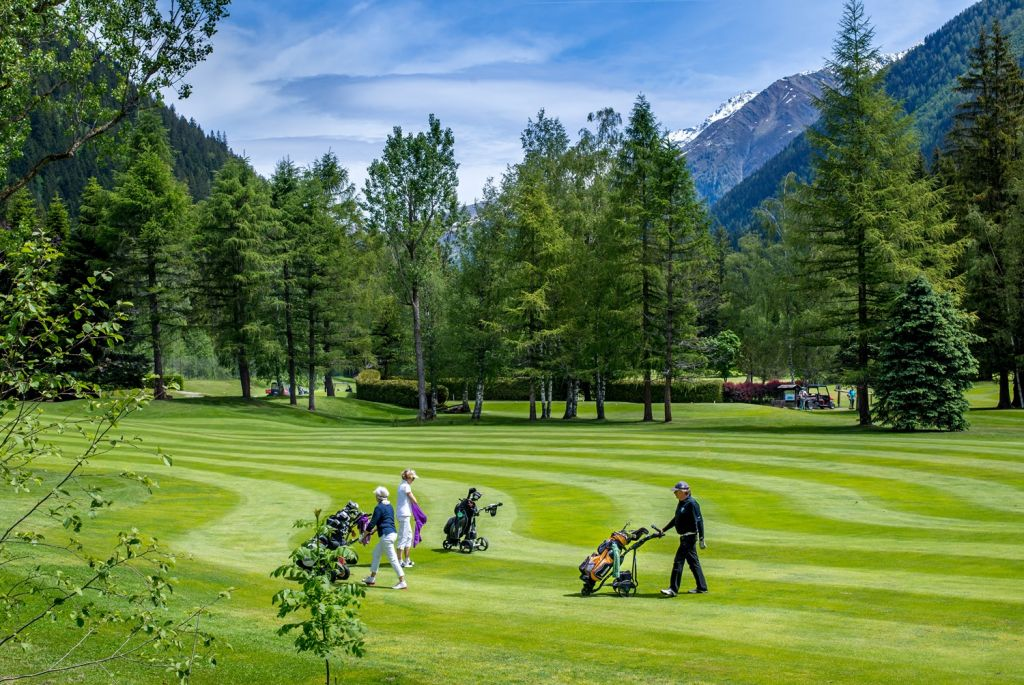 France golf