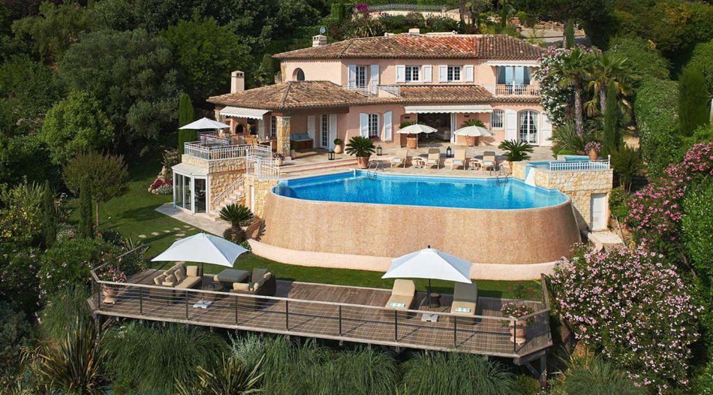 Villa Eusoia Cannes, France